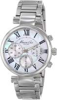 Kenneth Cole New York Women's KC4971 Classic Dial Roman Numeral Bracelet Watch