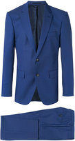 HUGO BOSS two piece suit - men - Cotton/Cupro/Virgin Wool - 50