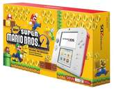 Nintendo 2DS - Scarlet Red with New Super Mario Bros. 2Game Pre-Installed