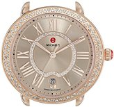 Michele Women's Serein 16 Swiss Quartz Rose-Tone Watch without Band (MW21B01B4971)