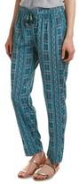 Calypso St. Barth Sheru Silk-blend Pant.