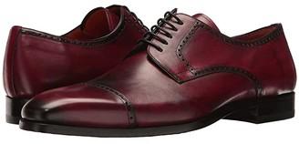 Mezlan Boas (Burgundy) Men's Shoes