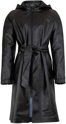 A.P.C. Angele trench coat