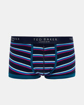 Ted Baker Striped organic cottonblend boxers