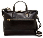 Bally Tammi Leather Briefcase