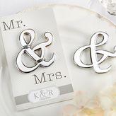 """Kate Aspen Mr. & Mrs."""" Bottle Opener"""