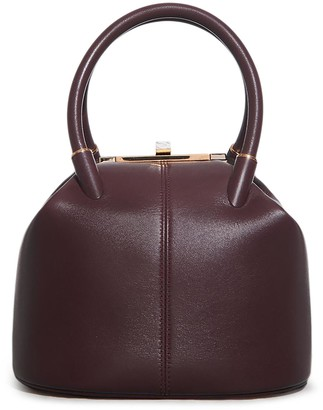 Gabriela Hearst 'Baez' turnlock leather bag