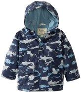 Hatley Little Boys' Deep Sea Creatures Raincoat