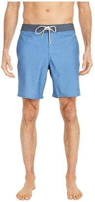 O'Neill Staple Cruzer Boardshorts (Brilliant Blue) Men's Swimwear