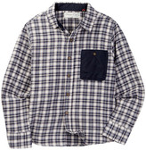 Sovereign Code Reedsport Plaid Shirt (Big Boys)