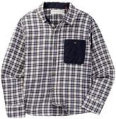Sovereign Code Reedsport Plaid Shirt (Big Boys)