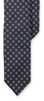 Polo Ralph Lauren Print Mulberry Silk Narrow Tie