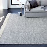 west elm Tweed Flatweave Dhurrie Rug