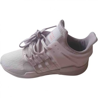 adidas EQT Support White Rubber Trainers