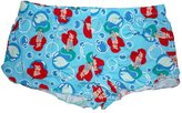 Disney Princess Ariel Womens Pajama Boxer Short Pant - Blue