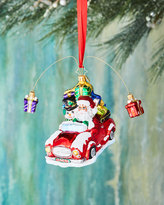 Christopher Radko Gifts are Poppin' Christmas Ornament