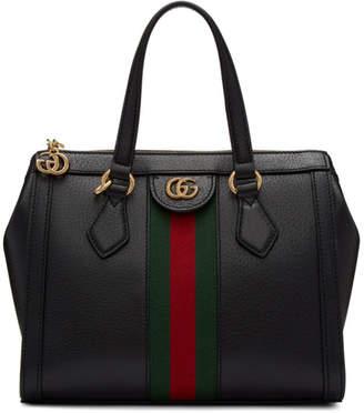 Gucci Black Ophidia Tote