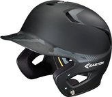 Easton Senior Z5 2 Tone Basecamp Batting Helmet, Black