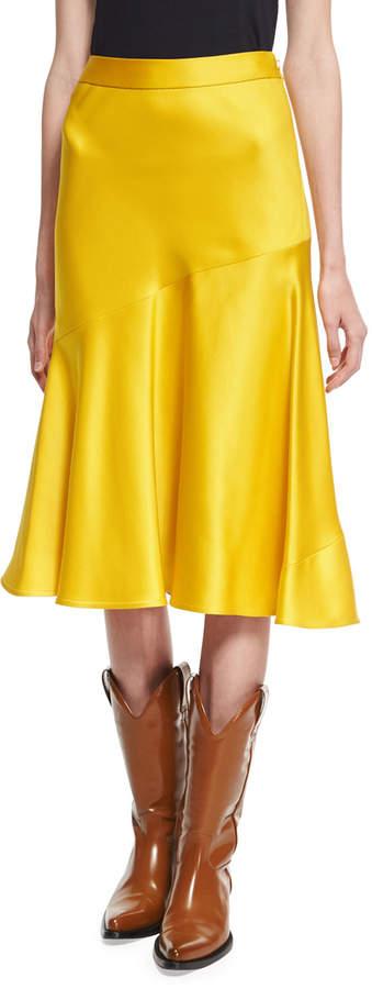 a674b8859a Calvin Klein Yellow Skirts - ShopStyle