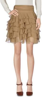 Balmain Mini skirts