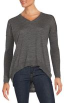 Zadig & Voltaire Solid Wool Sweater