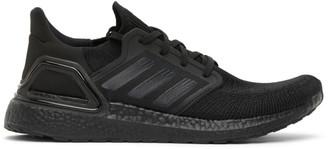 adidas Black Ultraboost 20 Sneakers