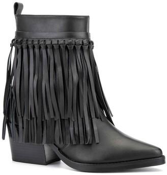 Wilson Rebel Trio 3 Style Mod Women's Ankle Boots