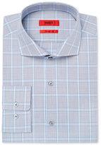HUGO BOSS HUGO Men's Fitted Check Dress Shirt