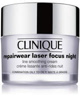 Clinique Repairwear Laser Focus Night Line Smoothing Cream -Oily