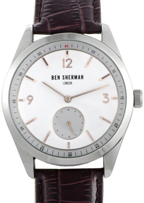 Ben Sherman London Carnaby Driver Watch WB052BR