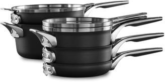 Calphalon Premier Space Saving 8-pc. Nonstick Cookware Set