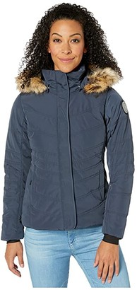 Obermeyer Tuscany II Jacket (Wine-Not) Women's Clothing