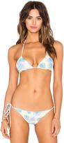 Tori Praver Swimwear Shanti Bikini Top