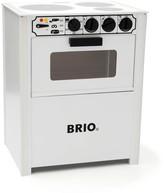Brio White Stove