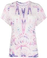 IRO kaleidoscope print T-shirt