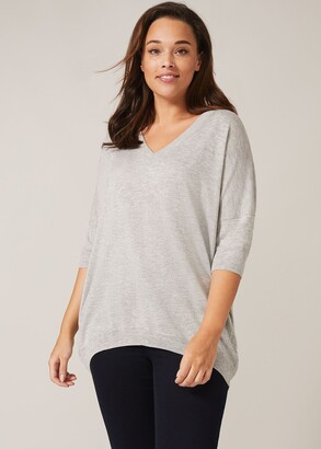 Phase Eight Elisha Layering Knit Top