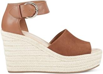 Nine West Adell Espadrille Wedge Sandals
