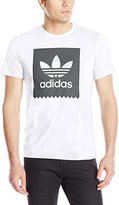 adidas Men's Blackbird Logo Tee