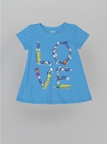Junk Food Clothing Candy Love-clear Blue-l