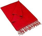 World Of Shawls Plain Pashmina Scarf Hijab Shawl Stole Wrap High Quality 100% Viscose Factory Clearance WITH FREE KEYRING