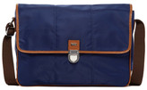 """Cole Haan Leather Trim 15"""" Messenger Bag"""