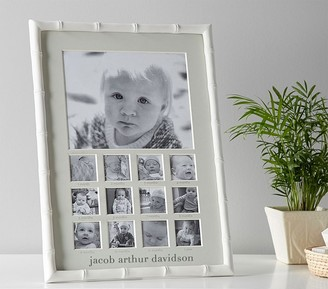 Pottery Barn Kids Kennedy First Year Frame