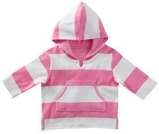 Pottery Barn Kids Stripe Baby Cover Up