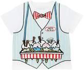 Stella McCartney Ice Cream Cotton Jersey T-Shirt