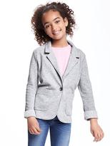 Old Navy Skinny Double-Knit Blazer for Girls