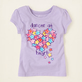 Children's Place Dancer graphic tee