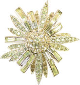 One Kings Lane Vintage Jomaz Crystal Starburst Brooch