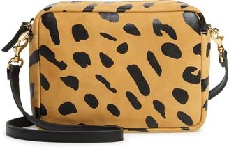 Clare Vivier Midi Leather Crossbody Bag