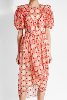 Simone Rocha Printed Cotton Blend Dress