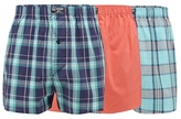 Mantaray Pack Of Three Assorted Patterned Boxers